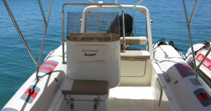 Boat rental Barracuda 530 in Biograd na Moru on Samboat