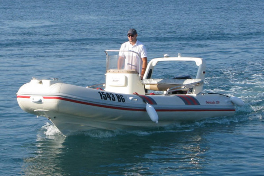 Rental yacht Grad Biograd na Moru - Barracuda 530 on SamBoat