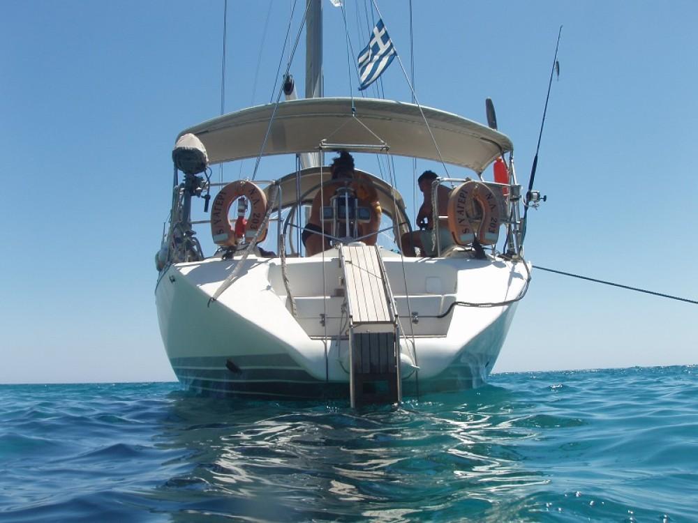 Rental yacht Marína - Dromor Triton 48 on SamBoat