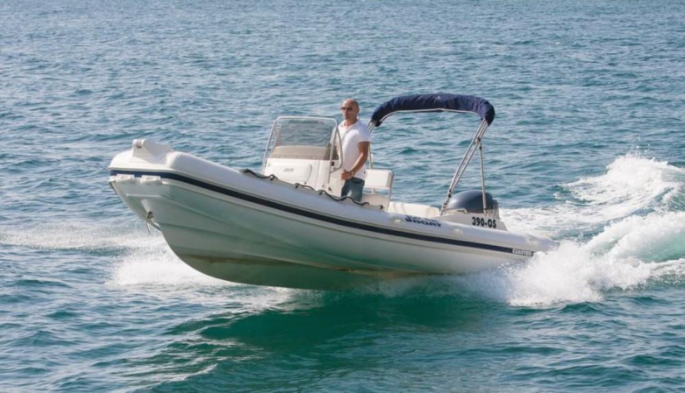 Boat rental Duće cheap Coaster 600