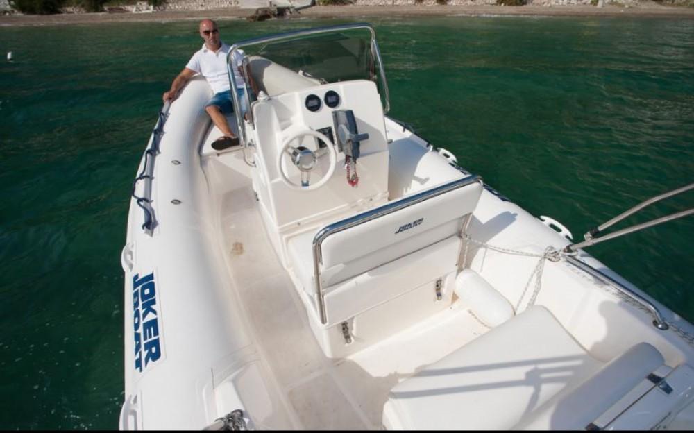 Joker Boat Coaster 600 between personal and professional Duće