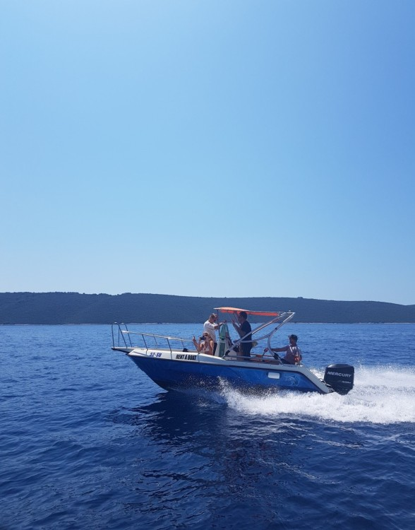 Hire Motorboat with or without skipper Elan Supetar