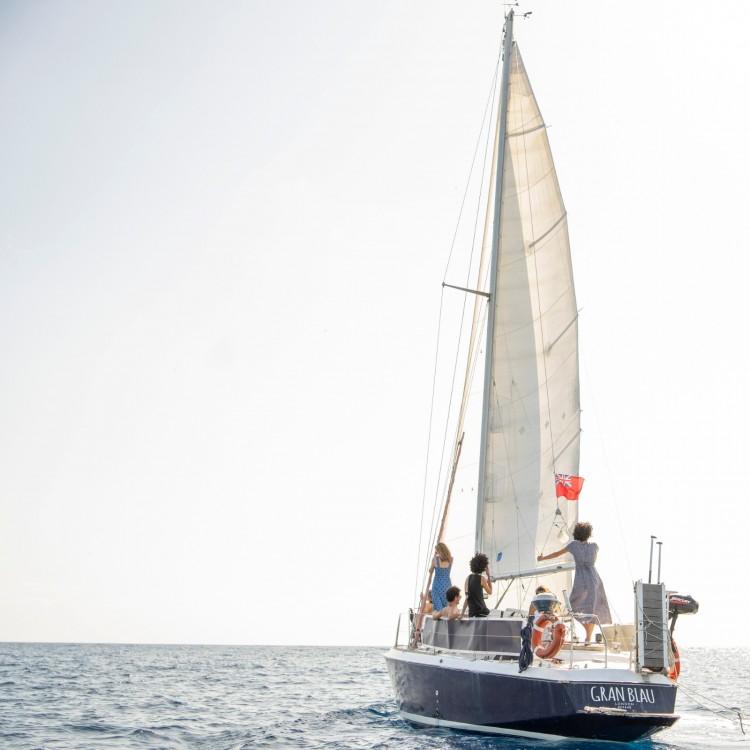 Boat rental Formentera cheap Serenity
