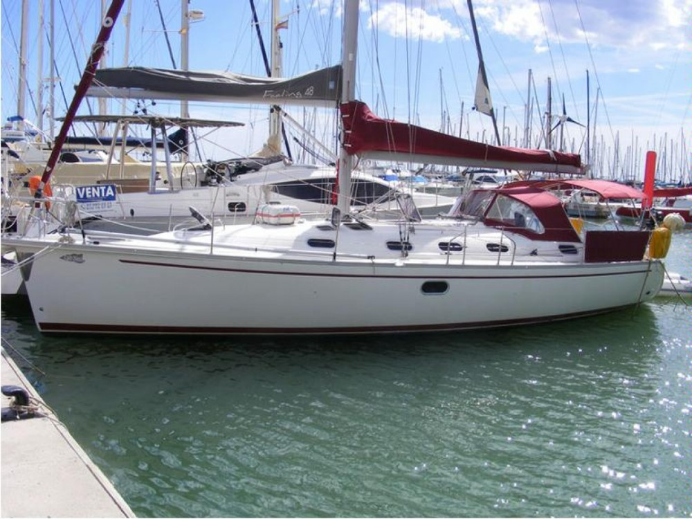 Rental Sailboat in Pointe-à-Pitre - Dufour Gib Sea 43