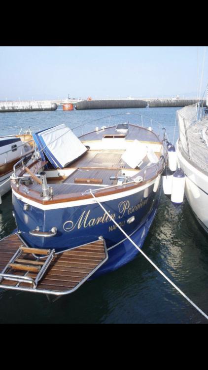 Rental yacht Gaeta - Apreamare Apreamare 11 on SamBoat