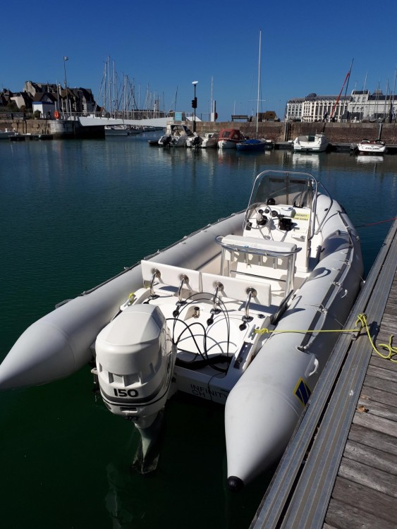 Rental yacht Le Havre - Zodiac Open Pro 6.50 on SamBoat