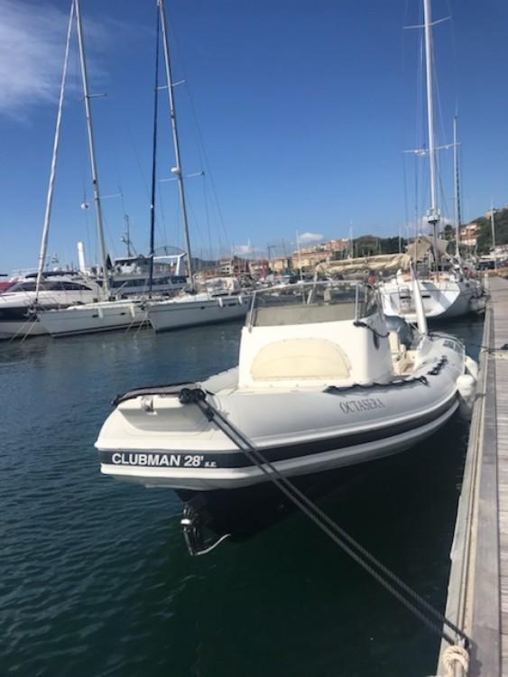 Boat rental Porto-Vecchio cheap Clubman 28