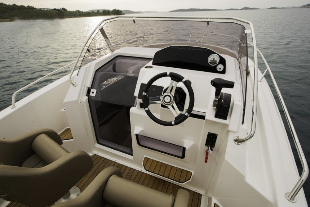 Boat rental Krk cheap 690 sun cruiser