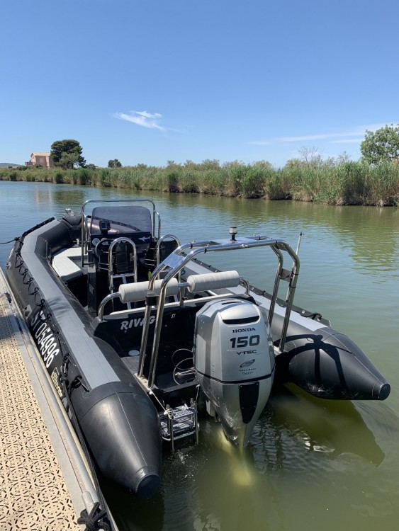 Hire RIB with or without skipper Sillinger Palavas-les-Flots