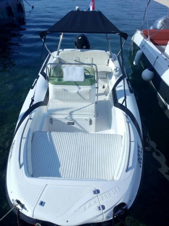 Hire RIB with or without skipper Zar Formenti Krk