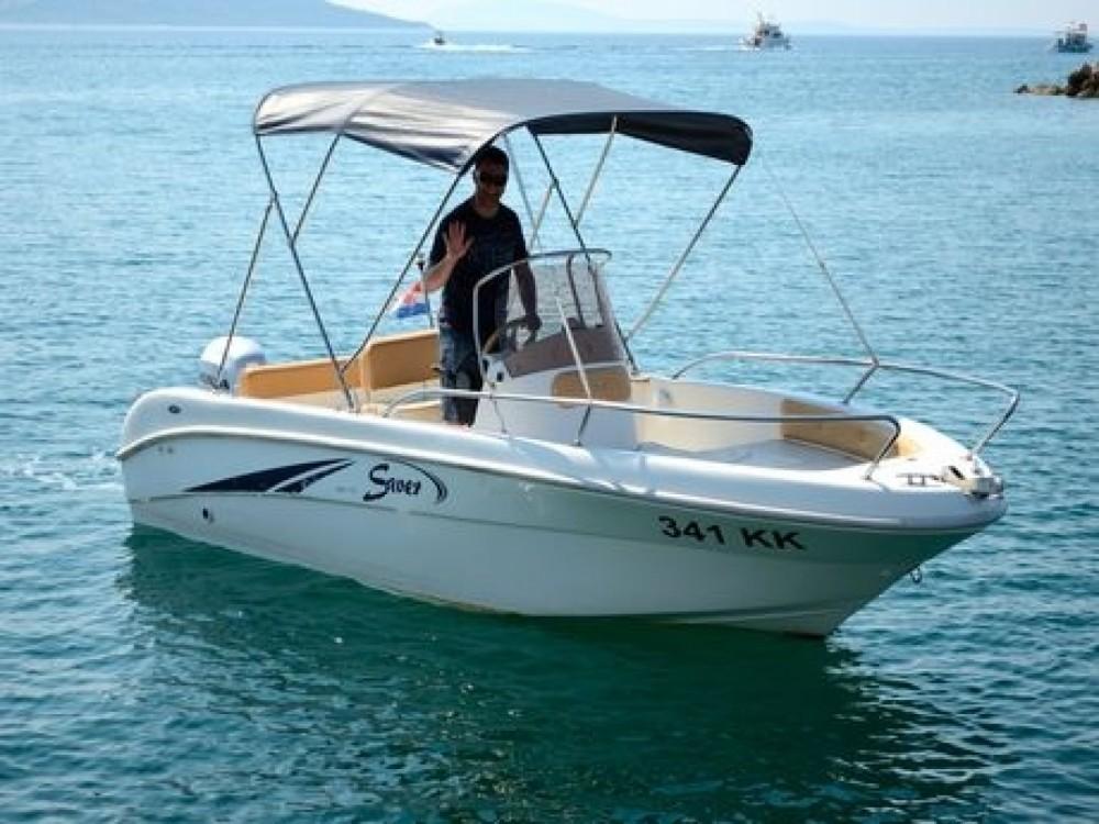 Boat rental Saver Saver 341 in Krk on Samboat
