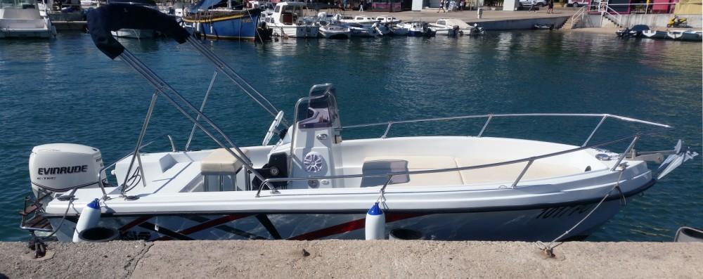 Rental yacht Poreč - Polyform Triakis 17,5 on SamBoat