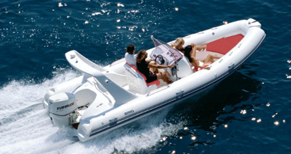 Hire RIB with or without skipper Brig Malinska