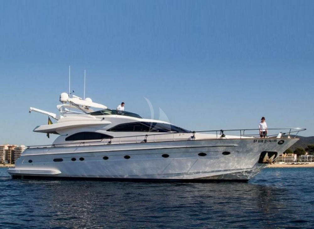 Boat rental Aston Doa 22m in Cannes on Samboat