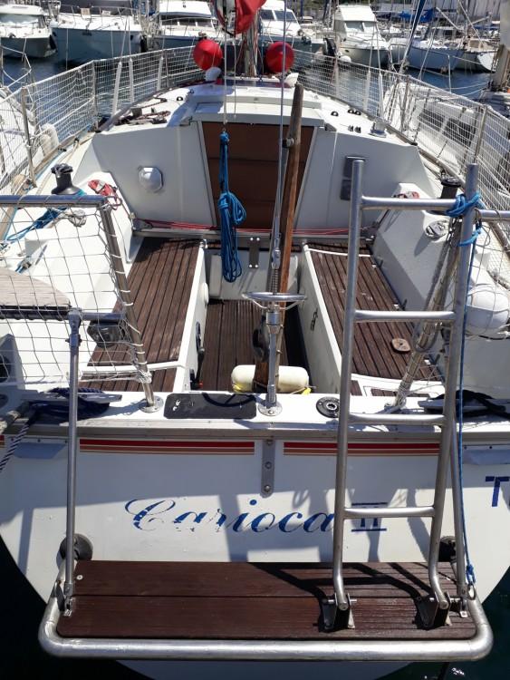Rental yacht Marseille - Dufour Dufour 31 on SamBoat
