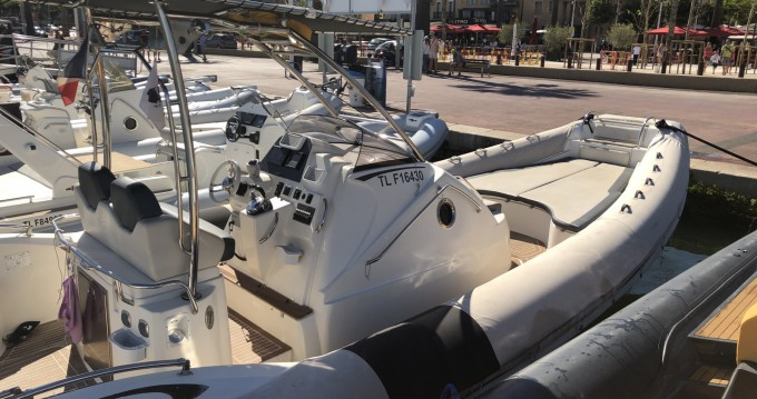 Nuova Jolly Prince 34 between personal and professional Bandol