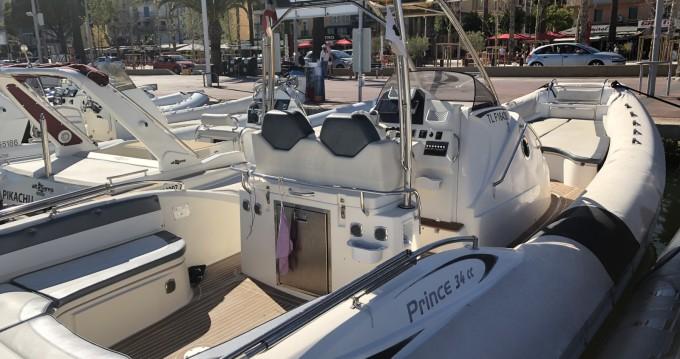 Boat rental Nuova Jolly Prince 34 in Bandol on Samboat