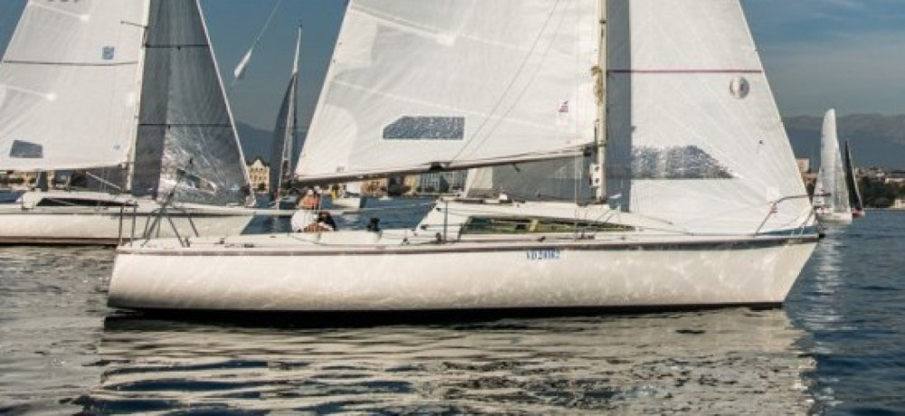 Rental Sailboat in La Rochelle - Archambault Surprise