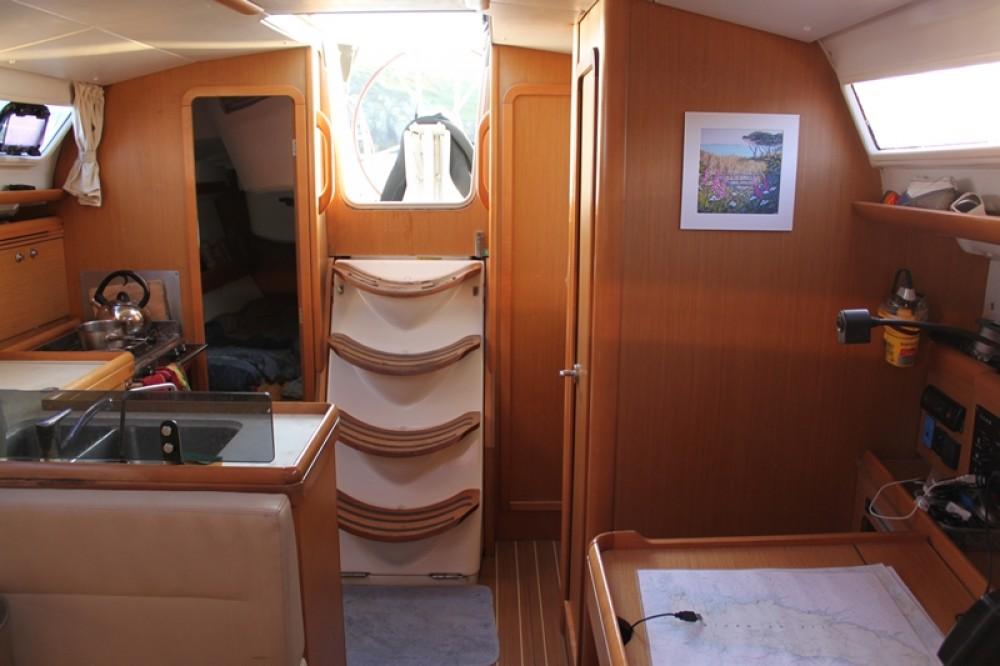 Rental Sailboat in Lorient - Jeanneau Sun Odyssey 36