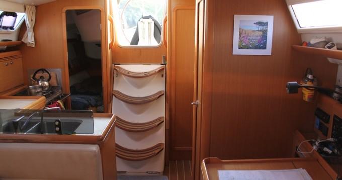 Rent a Jeanneau Sun Odyssey 36 Lorient