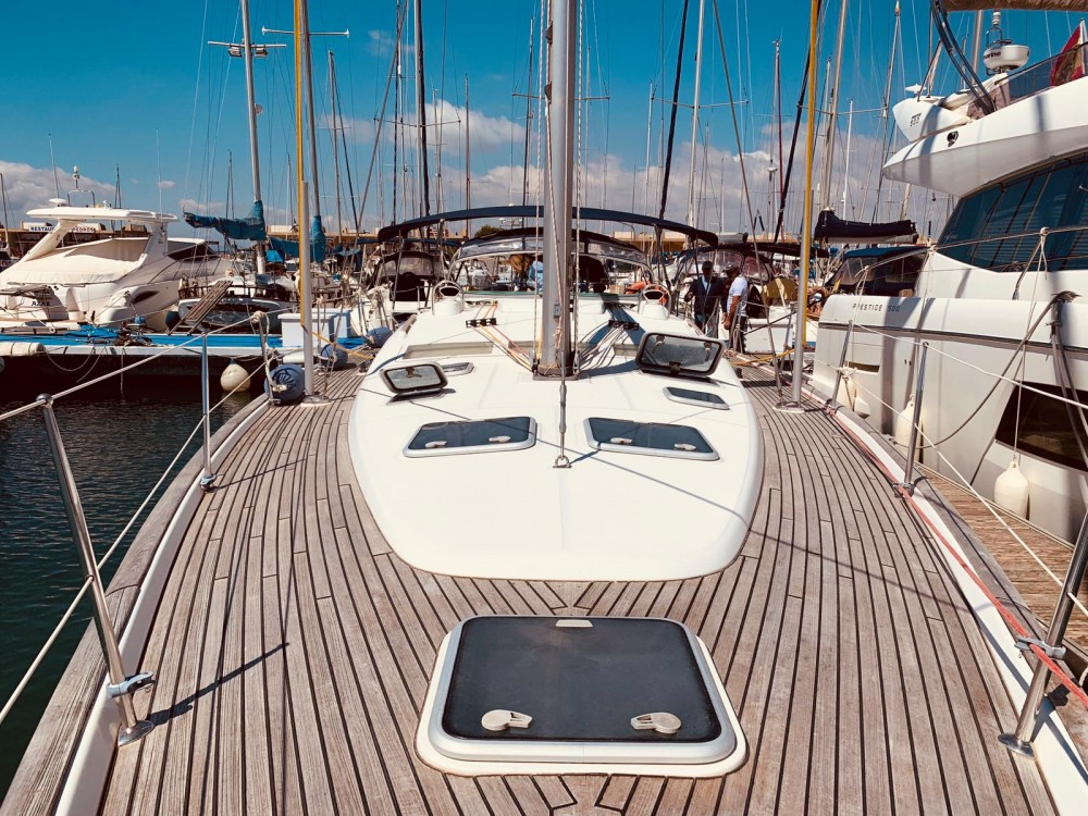 Rental Sailboat in Cartagena - Bénéteau 47