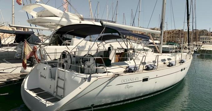 Rental yacht La Manga del Mar Menor - Bénéteau 47 on SamBoat