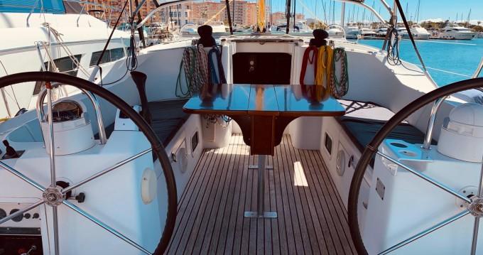 Rental Sailboat in La Manga del Mar Menor - Bénéteau 47