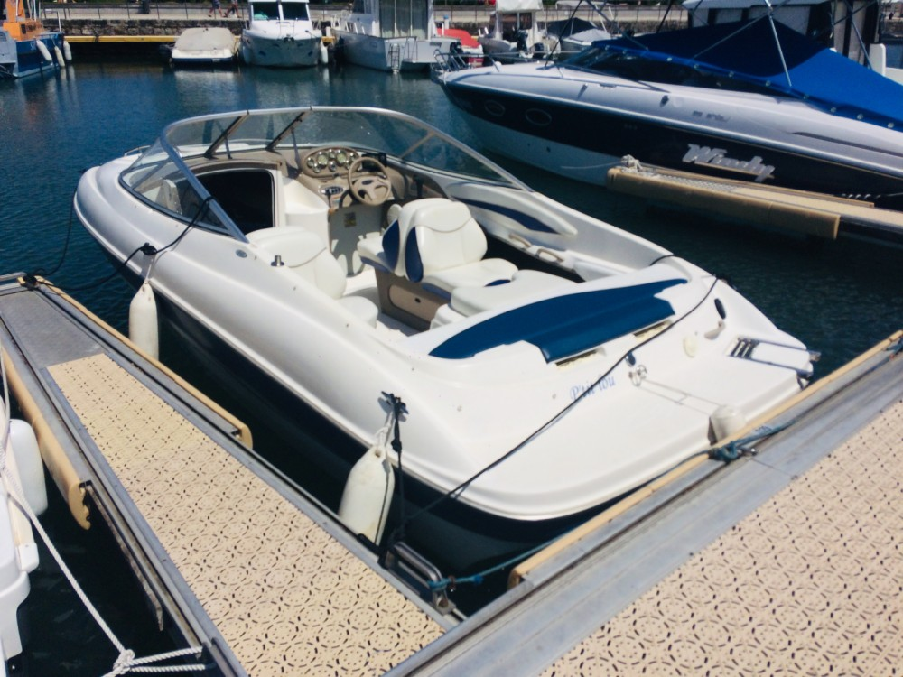 Motor boat for rent Sciez at the best price