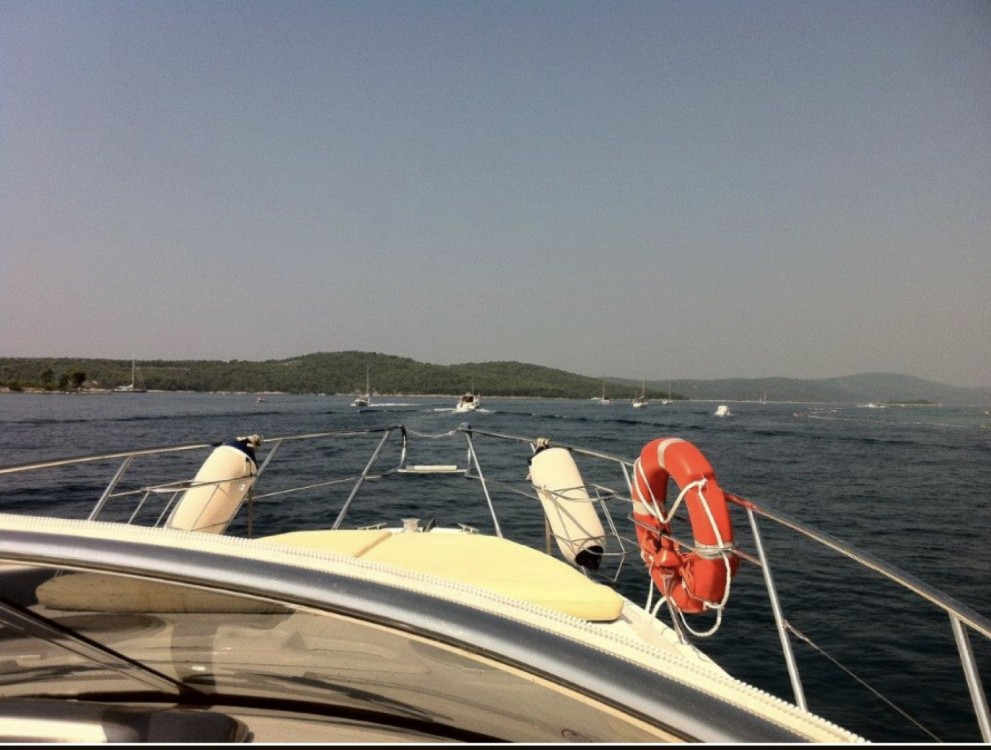Hire Motorboat with or without skipper Cranchi Numana