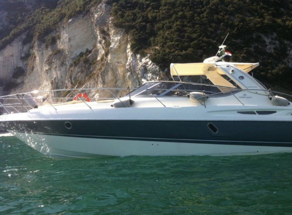 Rental Motorboat in Numana - Cranchi Endurance 41
