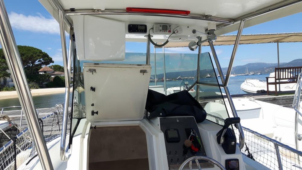 Boat rental Zaniboni  Fisherman 23 in Saint-Tropez on Samboat