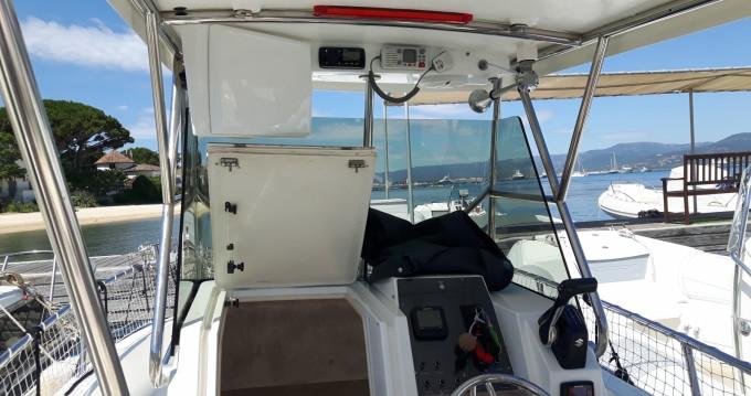 Rental Motorboat Zaniboni  with a permit