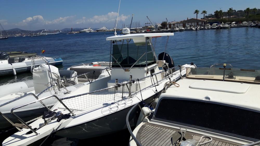 Rent a Zaniboni  Fisherman 23 Saint-Tropez