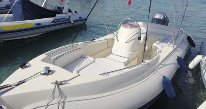Boat rental Scanner 710 envy in Palma de Mallorca on Samboat