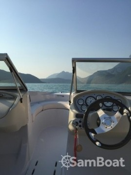 Glastron MX 185 between personal and professional Annecy