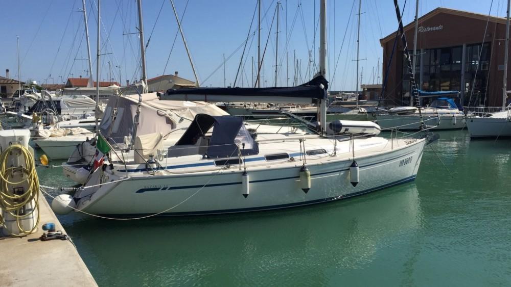 Boat rental Grosseto cheap Bavaria 34