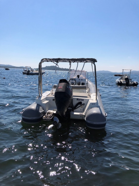 RIB for rent Toulon at the best price