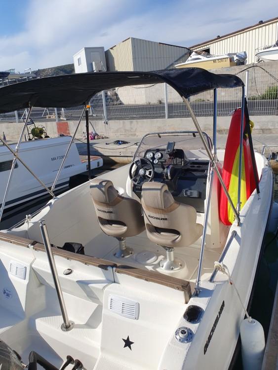 Rental yacht  - Quicksilver Activ 555 Open on SamBoat
