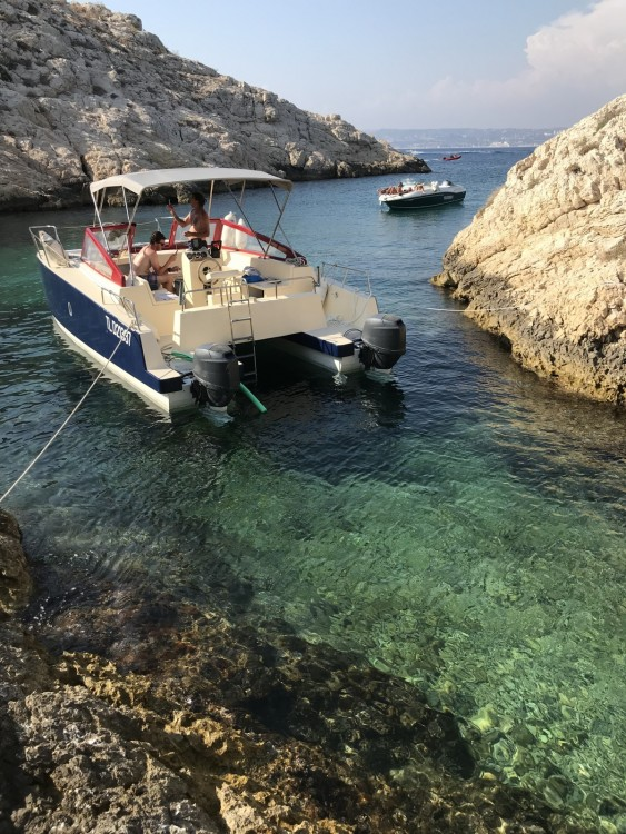 Boat rental Marseille cheap 24