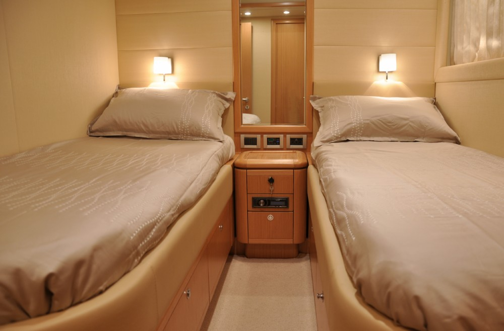 Yacht for rent Vallauris at the best price