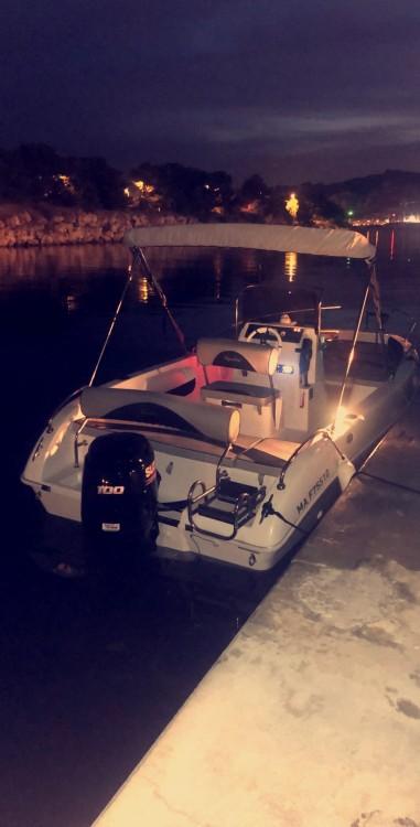 Rental Motor boat in Marseille - Aquabat Sport Line 19