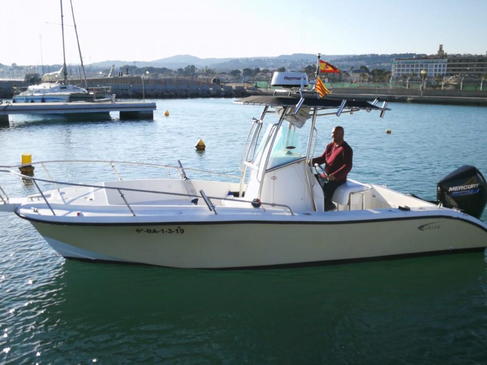 Boat rental  cheap Raptor 240