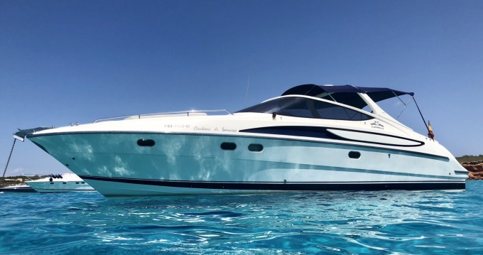 Motorboat for rent Ibiza Town at the best price