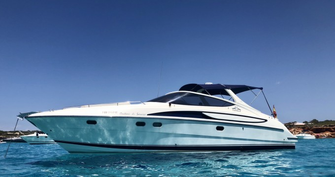 Cantieri-Di-Sarnico Maxim 40 between personal and professional Ibiza Town