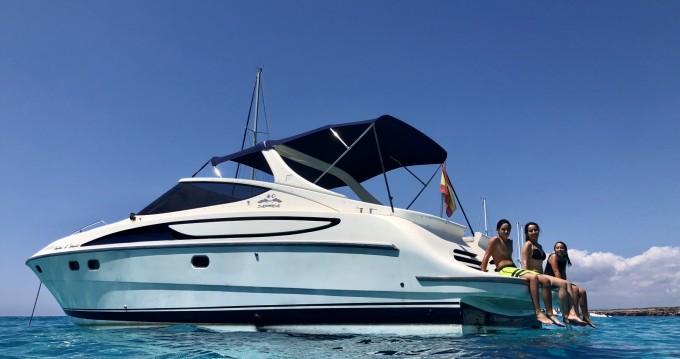 Rental Motorboat in Ibiza Town - Cantieri-Di-Sarnico Maxim 40