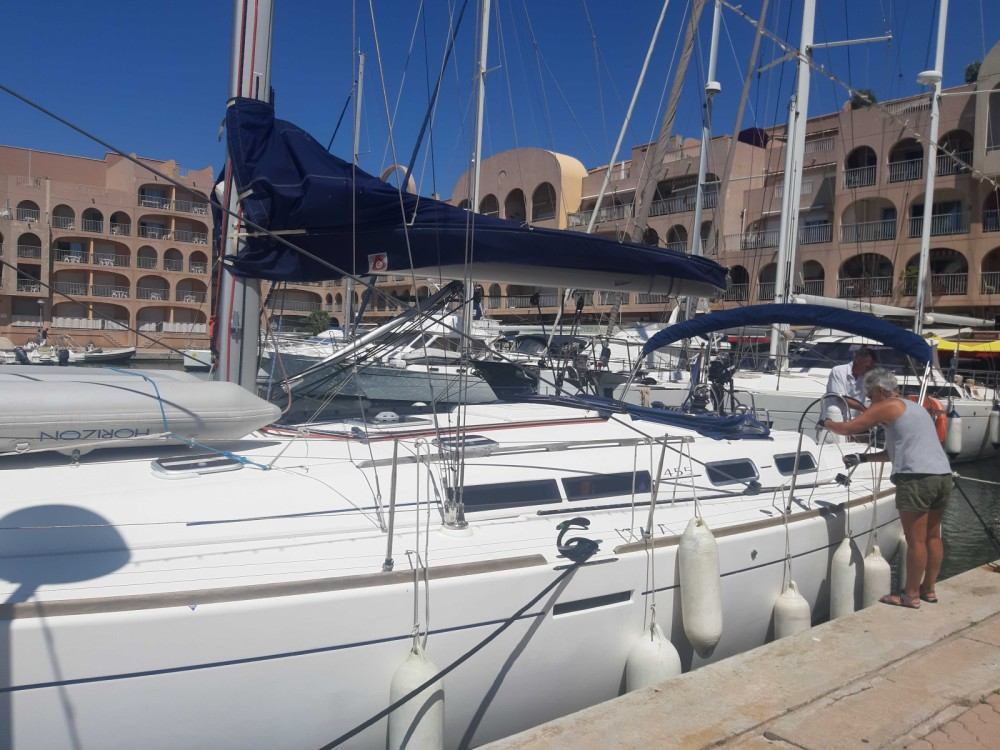 Rental yacht Hyères - Dufour 455 GRAND LARGE on SamBoat