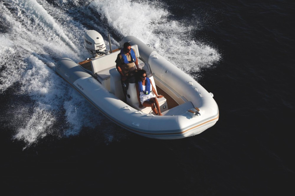 Hire RIB with or without skipper Zodiac La Rochelle