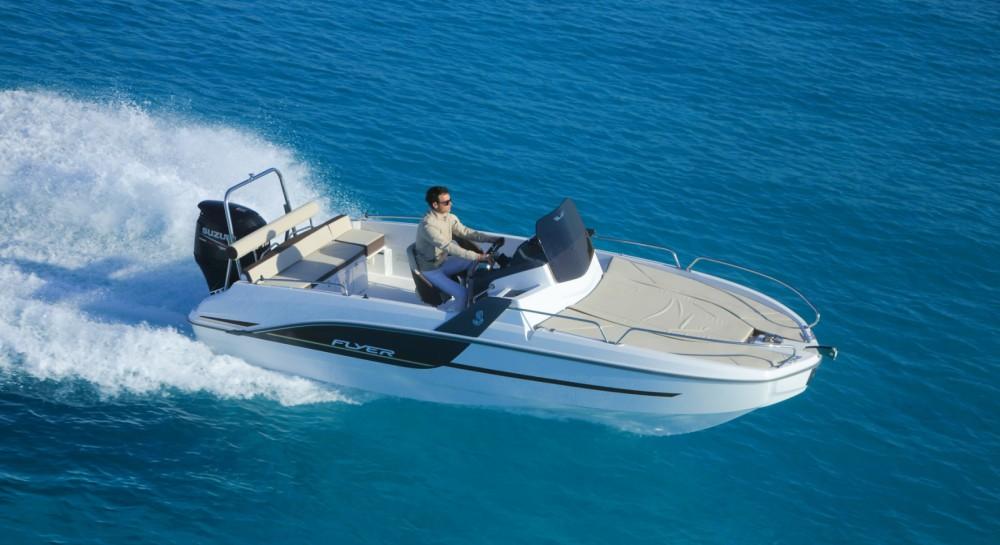 Rental yacht Toulon - Bénéteau Flyer 6.6 SUNdeck on SamBoat