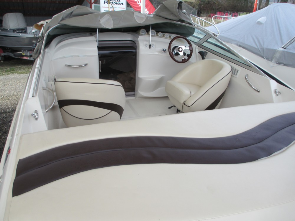 Hire Motorboat with or without skipper Quicksilver Aix-les-Bains