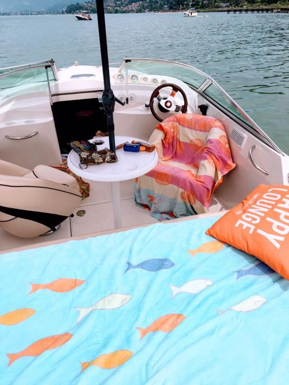 Boat rental Quicksilver Quicksilver 620 Sport in Aix-les-Bains on Samboat